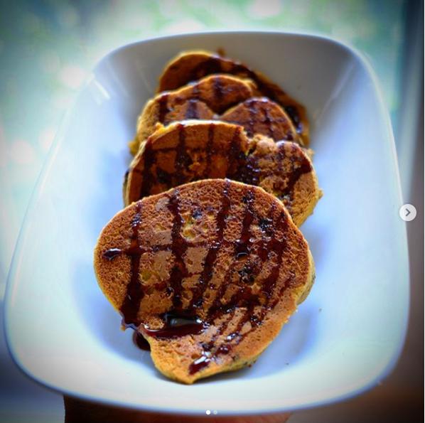 Balkabaklı Pancake